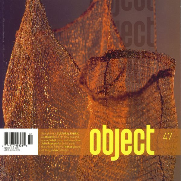 Object 47 magazine cover