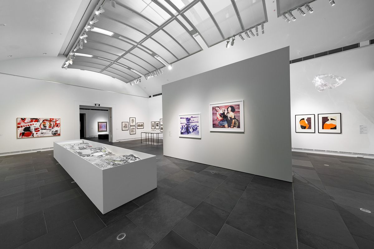 installation view: Ways of seeing, Art Gallery of South Australia, Adelaide, 2019; photo: Saul Steed.