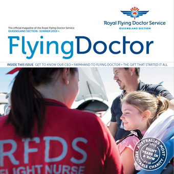 Flying Doctor Magazine Summer 2019