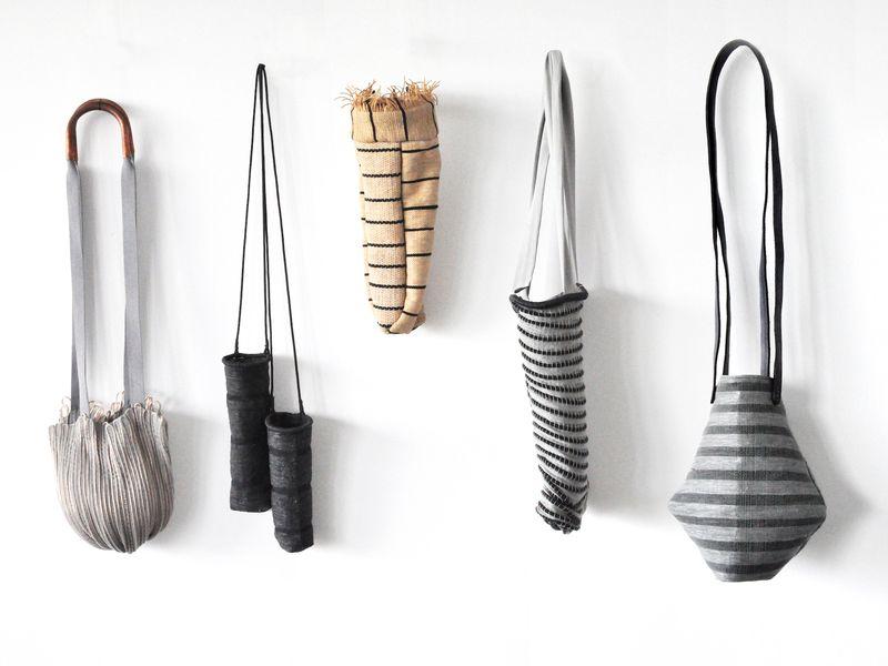 Blake Griffiths bags