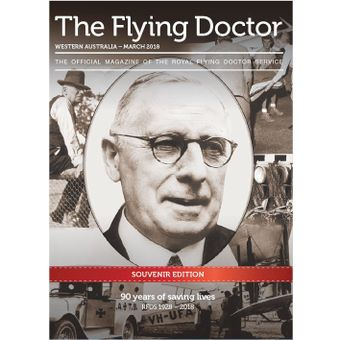 The Flying Doctor - March 2018