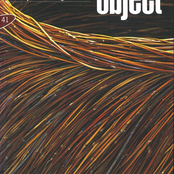 Object 41 Cover Image