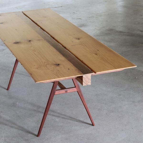 Ashley Menegon, Deck Table, 2020