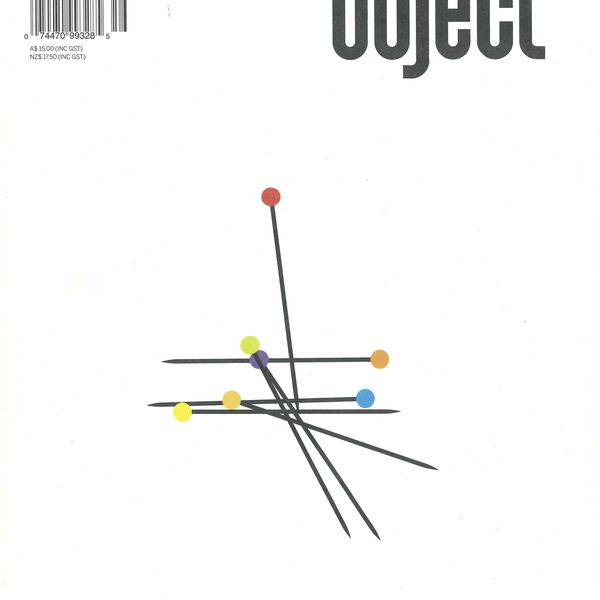 Object Magazine Issue 56