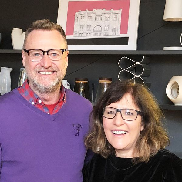 WORKSHOPPED Raymond Scott and Leanne Gibson