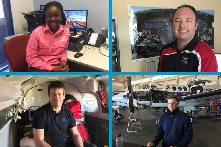 Working for the RFDS