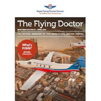 The Flying Doctor - April 2017