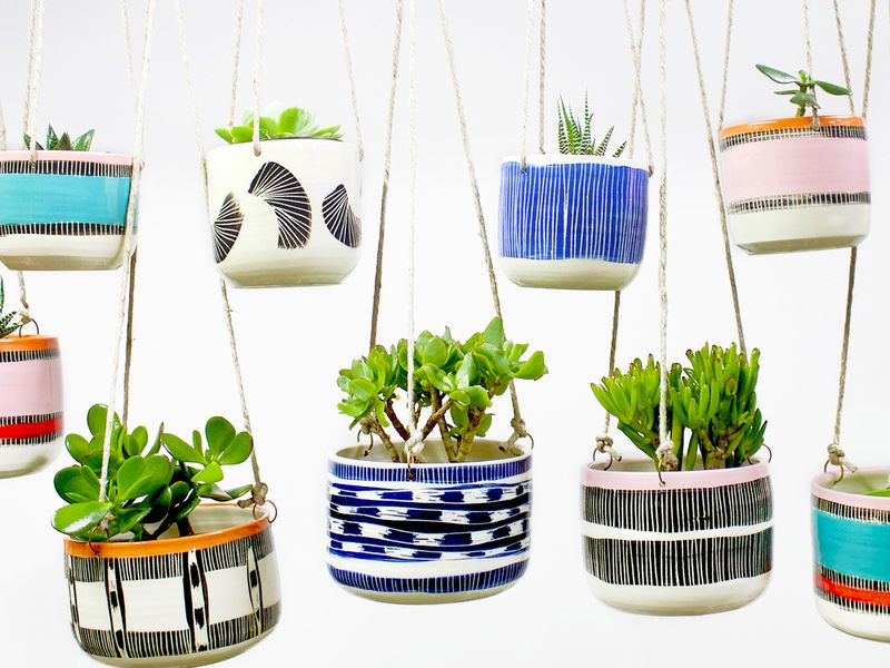 Trade the Mark plant hangers