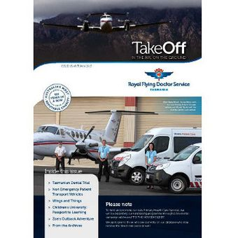 Take Off - March 2017