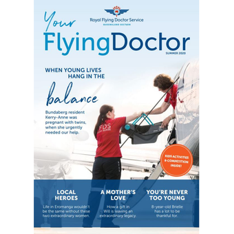 Your Flying Doctor Magazine Summer 2020