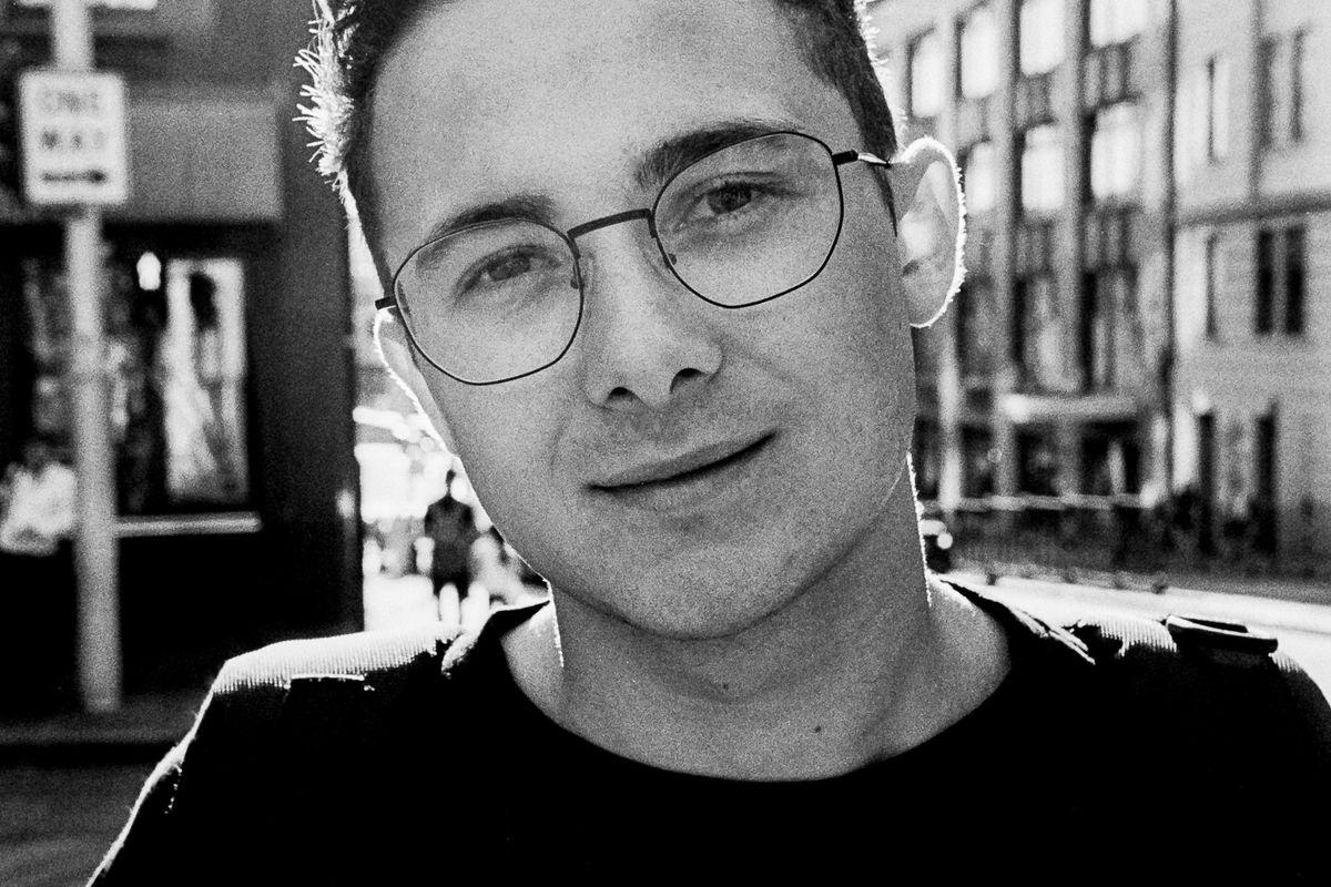 Joshua Riesel, portrait