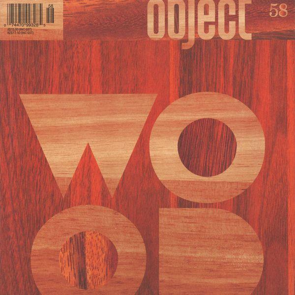 Object Magazine issu 58