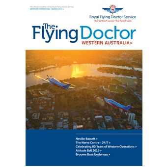 The Flying Doctor - March 2015