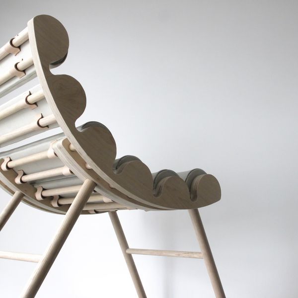 Kathleen Prentice, Froyo Chair, 2018_Image courtesy of the artist_02