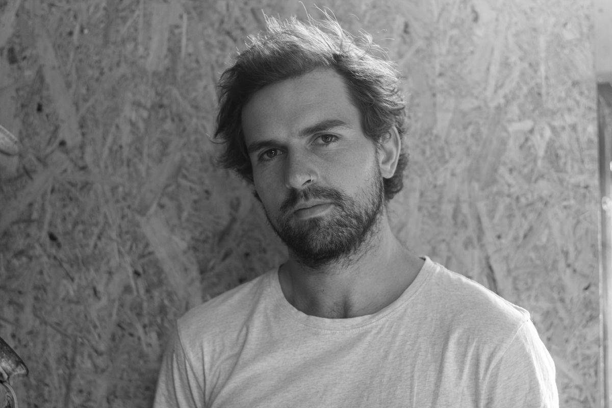Duncan Young, portrait, 2020