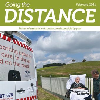 Going the Distance Feb 2021