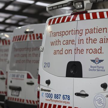 180 Healthcare Road Vehicles