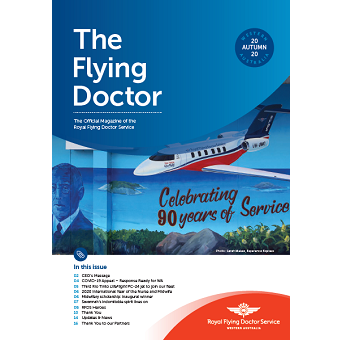 The Flying Doctor - Autumn 2020