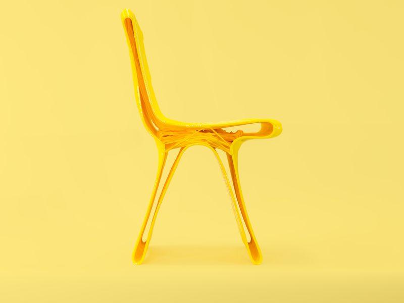 Shapeshifters_Yellow Chair_Ryan Pennings