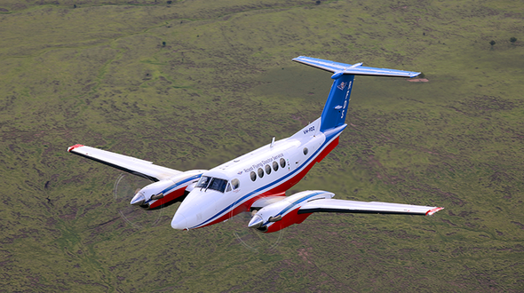 RFDS gifted land for new flight training facility