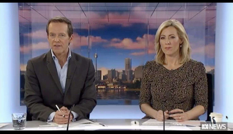 ABC Weekend breakfast