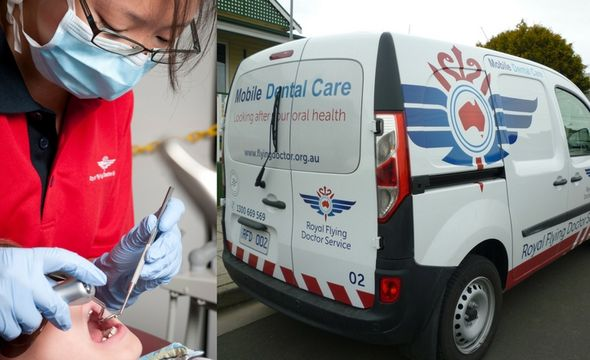 Dental Care RFDS Tas