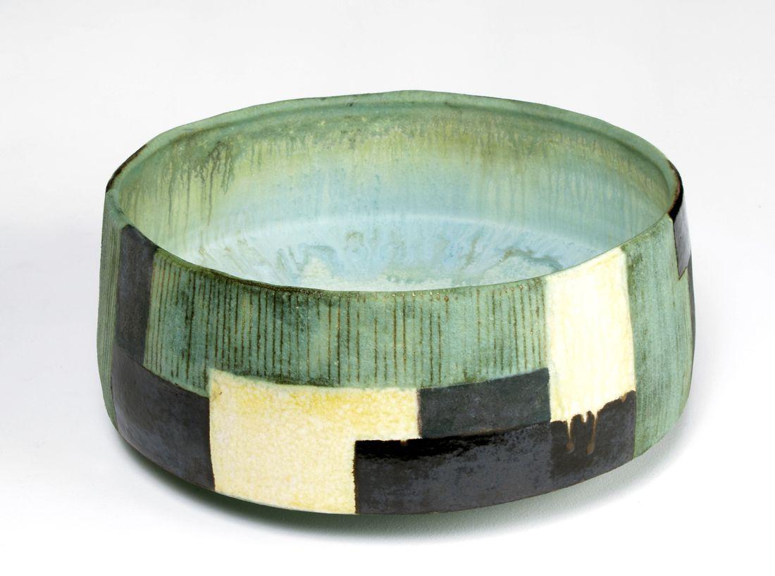 Jeff Mincham: Ceramics.