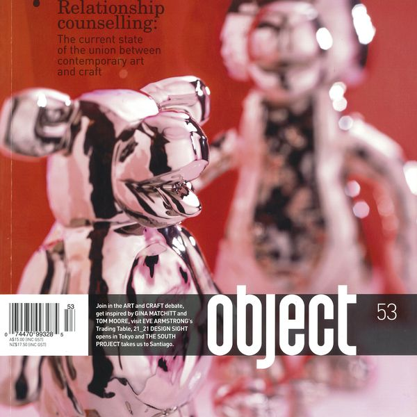 Object Magazine issue 53