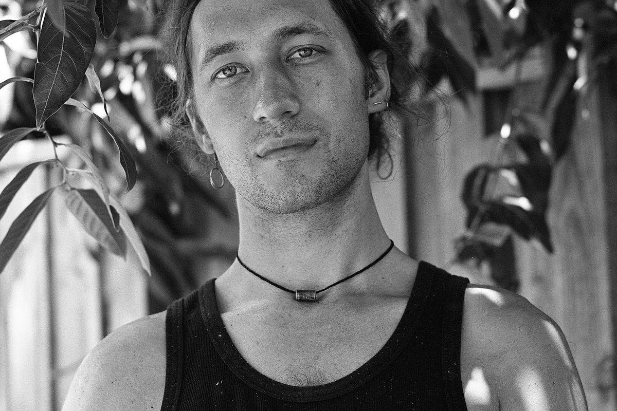 Jake Wilson, portrait, 2020