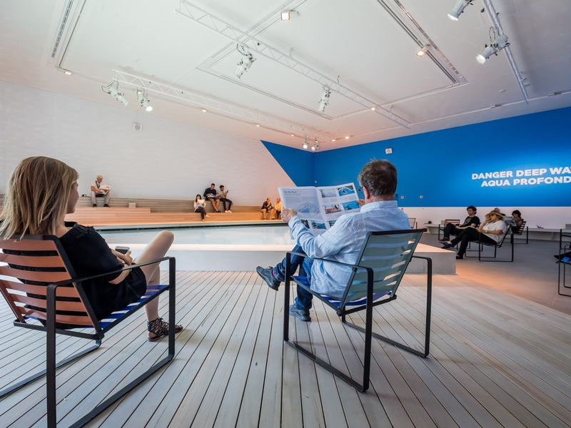 The Pool, Australia's exhibition at the Venice Architecture Biennale