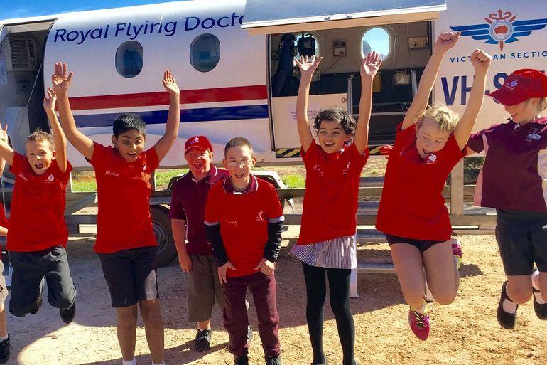 Flying Doctor Kids Club
