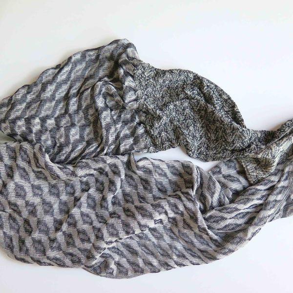 Jennifer Robertson scarf