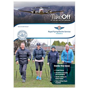 Take Off - Sept 2017