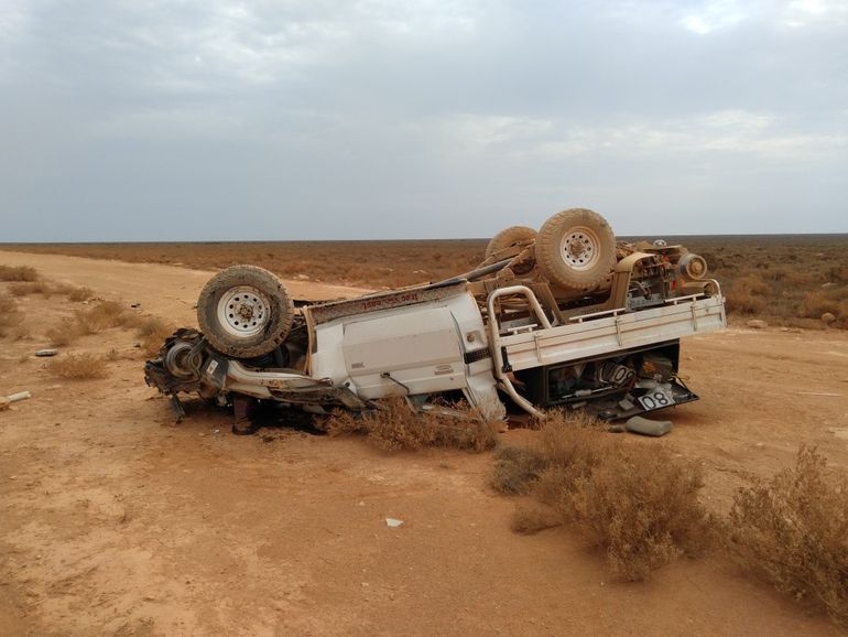 car accident in South Australia