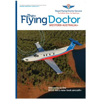 The Flying Doctor - March 2014