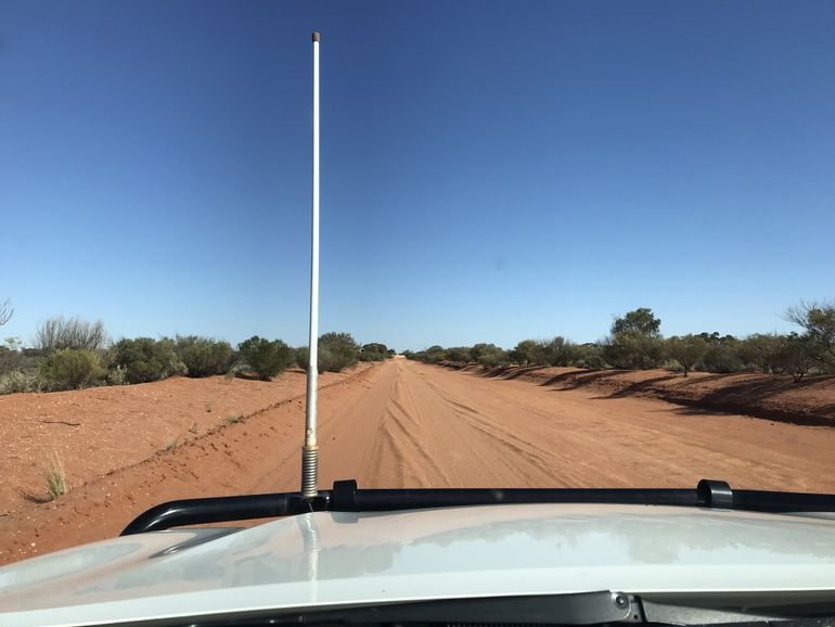outback travel