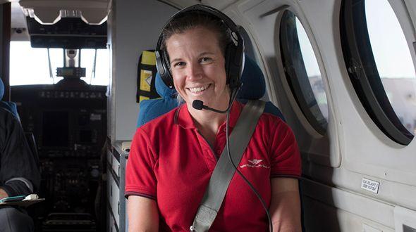 RFDS (Queensland Section) Flight Nurse Michelle Ball