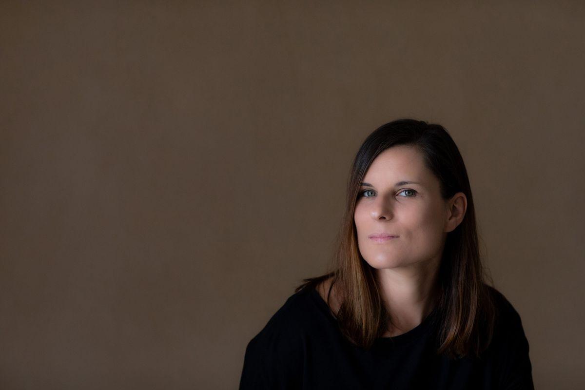 Dora Ferenczi, portrait, 2020