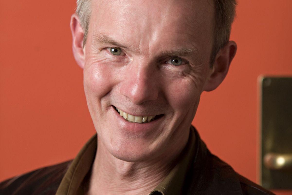 Simon Lloyde, portrait