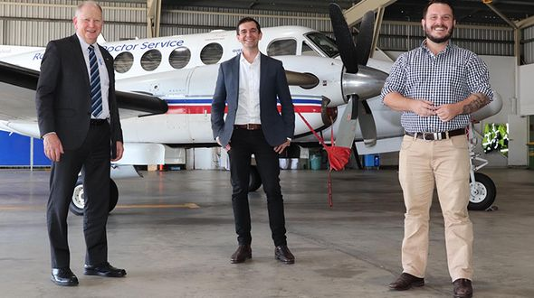 Funding announced for new RFDS Townsville Base