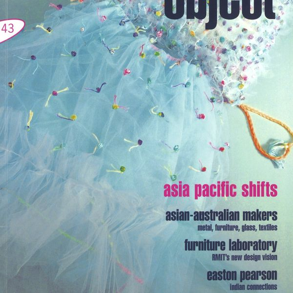 Object Magazine Issue 43