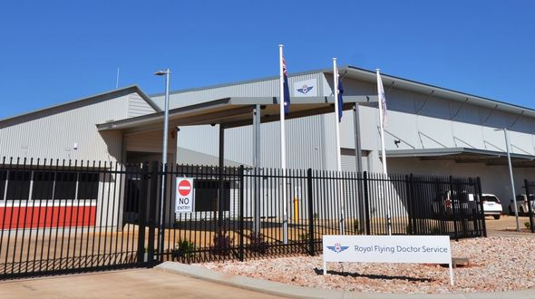 RFDS broome base