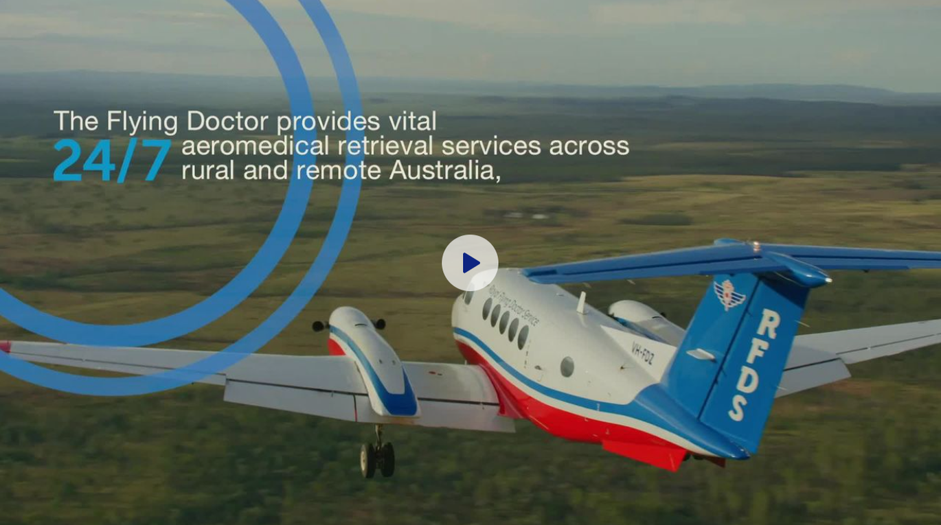 video of RFDS national activity