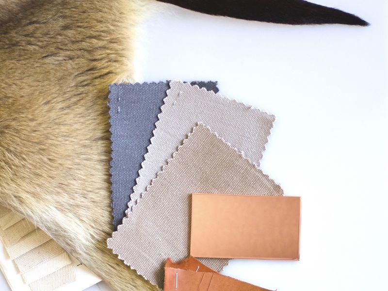 Nicole Monks kangaroo colour pallette