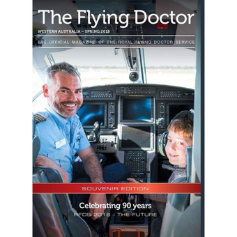 The Flying Doctor - Spring 2018