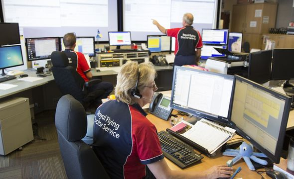 Our 24/7 state-wide Coordination Centre in action