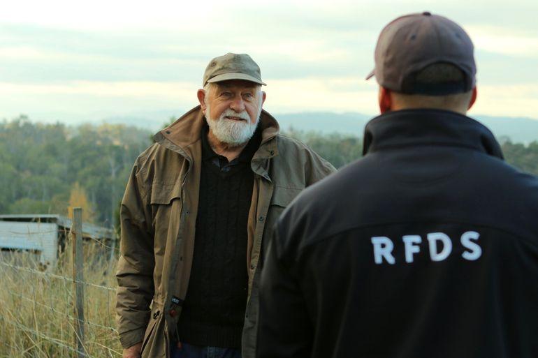 Image of RFDS crew