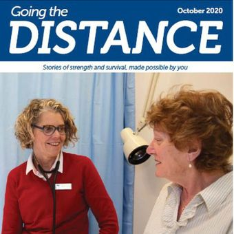 Going the Distance Oct 2020