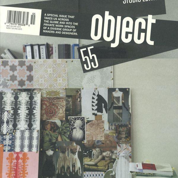 Object Magazine issu 56