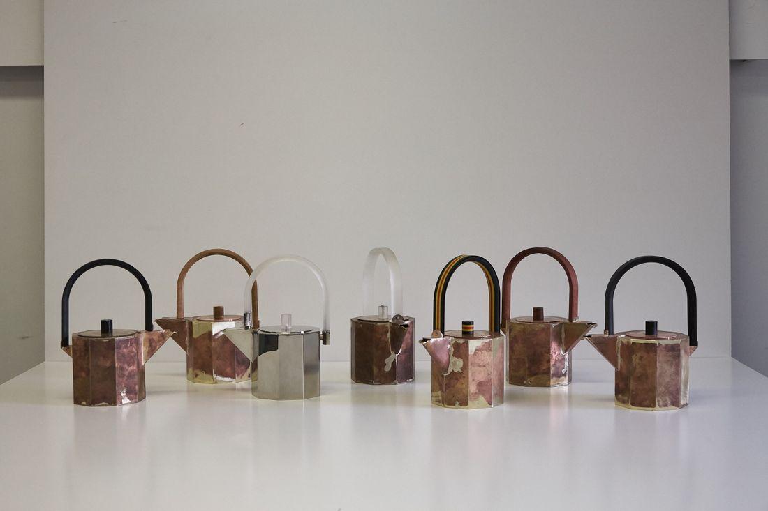 Teapot Project. Photo: Youmee Jeon